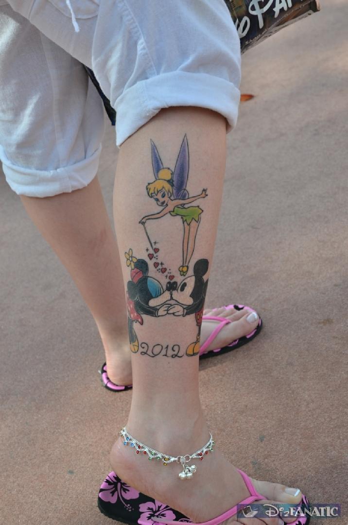 Mickey Ink O Mickey Mouse Tattoos
